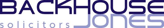 The logo of award sponsors Backhouse Jones